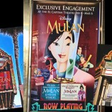 Disney's Mulan at El Capitan Theatre