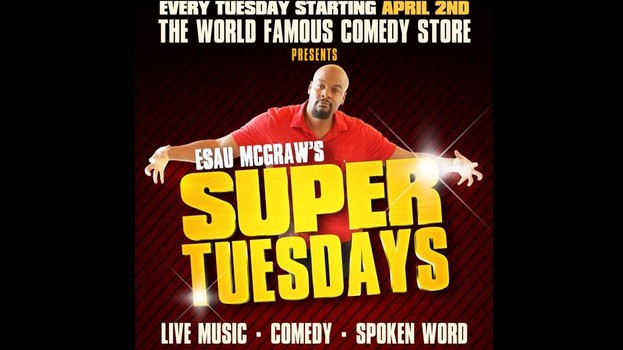 Super Tuesdays at the Comedy Store