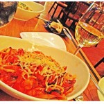 Italian restaurant at the Rio