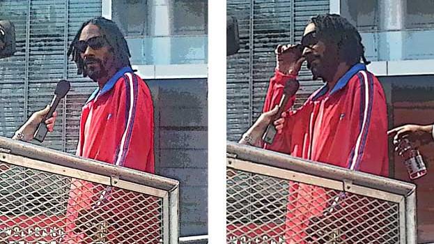 Snoop@E3-5