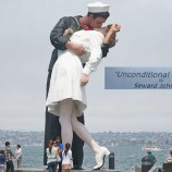 Fish Tacos and Kissing Statues in San Diego