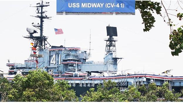 USS Midway San Diego
