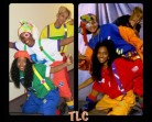 A CrazySexyCool Halloween in WeHo with TLC