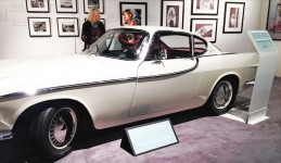 Volvo had multiple exhibits throughout