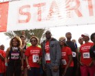 Morris Chestnut Inspires 700 in Los Angeles to Get Active