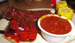 BBQ Ribs in LA
