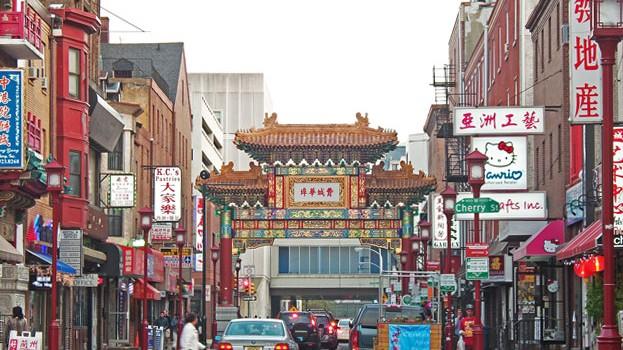 Chinatown-Philadelphia