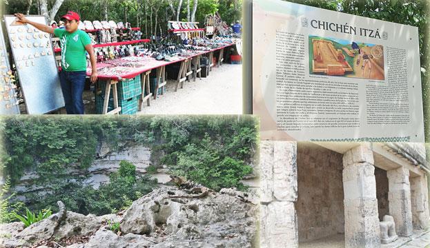 Chichen Itza views