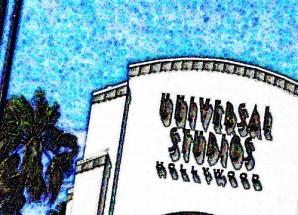 Turkey Leg Love Affair at Universal Studios Hollywood