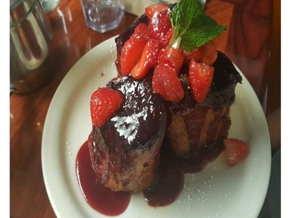 Pain Perdue French Toast
