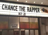 Chance at Bill Graham