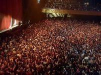 The Crowd was Crazy!