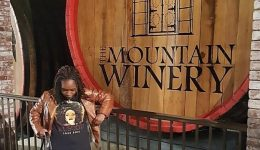Mountain Winery and Jill Scott on my T